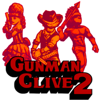 Gunman Clive 2 by POOTERMAN