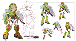ZX3 : Zenith Model ? Concept-arts by Tomycase