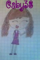 dibujos a mano by gaby38