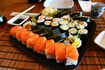 sushi time! by GuddiPoland