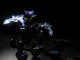 In The Darkness: Asaris (part 1) by Toa-Niretta