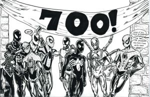 SPIDEY'S 700th! by FanBoy67