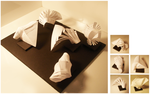 3D project 1A: Small Forms by lain56