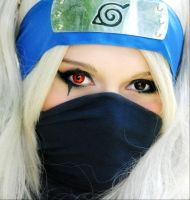 Kakashi hatake cosplay by Binilol-Cosplay