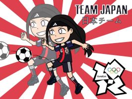Neji at the Olympics by m2cool