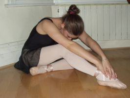 ballet shoes 02 by faded-stock
