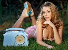 Radio nostalgie by abclic