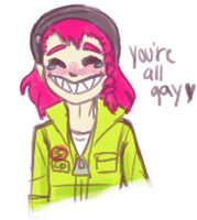 yea by Pecackles