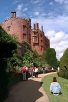 Powis Castle by YesIamEccentric