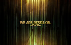 We Are Rebellion by Silverleaf91
