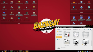 Bazinga! by PokerLegion