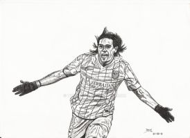 Radamel Falcao by tonetto17