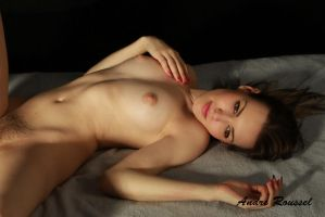 Recline Nude by bellocqa