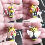 Ninjask Cellcharm by ChibiSilverWings