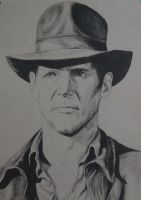 Indy by TalentedTiger