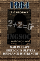 1984 - INGSOC by ReverseNegative