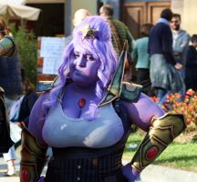 Lumpy Space Princess Steampunk Cosplay by Maspez