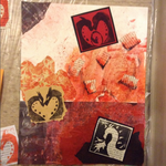 Dragon Stamps by ShadowsSearching