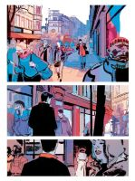 Dylan Dog MATER DOLOROSA page 15 by GigiCave