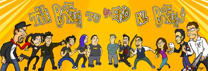 The Brawl To offEnd All Brawls by ZoDy