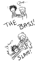 Drop the Bass by Zombay-Senpai