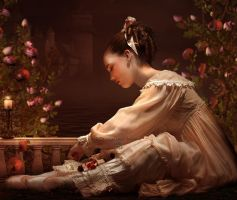Nutcracker Dreams by SharonLeggDigitalArt