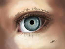 Eye Practice by 4rt2yCre8or