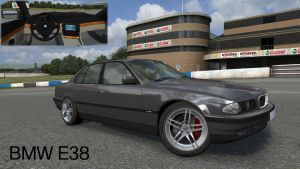 BMW E38 730i / 750 M Live For Speed by DPDE