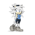 Sonic Channel_Jenu with Adidas? by UberHawg