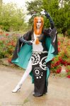 LoZ: Twilight Princess - Midna by Kairillia