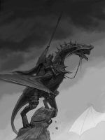 sauron by thesaurondude