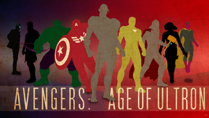 AVENGERS: AGE OF ULTRON 2015 DESKTOP BACKGROUND by skauf99