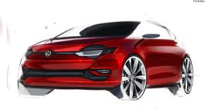 VW Sketch by FCD94