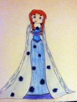 Anna the Snow Queen? by AnimeRocks26