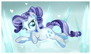 Cystal Rarity by xWhiteDreamsx