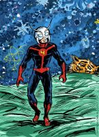 FF Ant-Man by Cosmic Beholder by TheCosmicBeholder