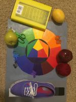 color wheel project by Madylyne