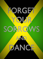 Forget your sorrows and dance by TheDrifterWithin