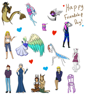 Friendship Day 2013 by Ceata88