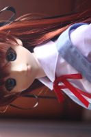 Dollfie Dream Asuka by gingerbreaddog