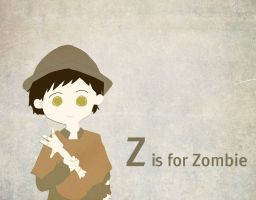 Z is for Zombie by whosname