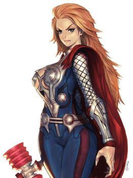 THOR? by Kyoung-Seok