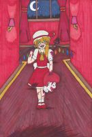 Flandre Kills McRolld by confuzed-anime-fan