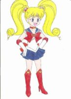 Sailor Venus-Moon by animequeen20012003