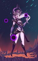 Syndra by Haeaswen