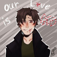 Heathers the musical - Our love is GOD by RestingJudge