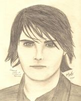 VMAs: Gerard of MCR by Filthy-Lil-Mudblood