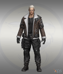 Ghost in the Shell FA - Batou Signature by Bringess