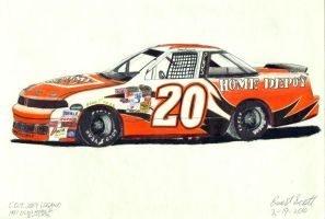 C.O.Y.- Joey Logano by ImfamousE