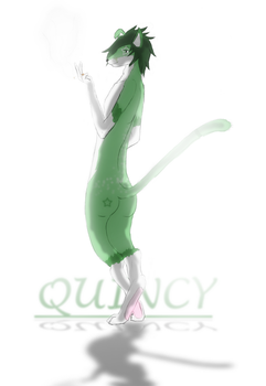 Quincy Jackson by MudStains
